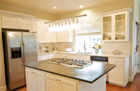 The Popularity of the White Kitchen Cabinets   Amaza Design