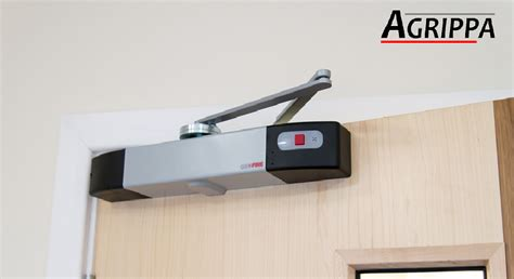 Geofire Launches Agrippa Digital Fire Door Holder And