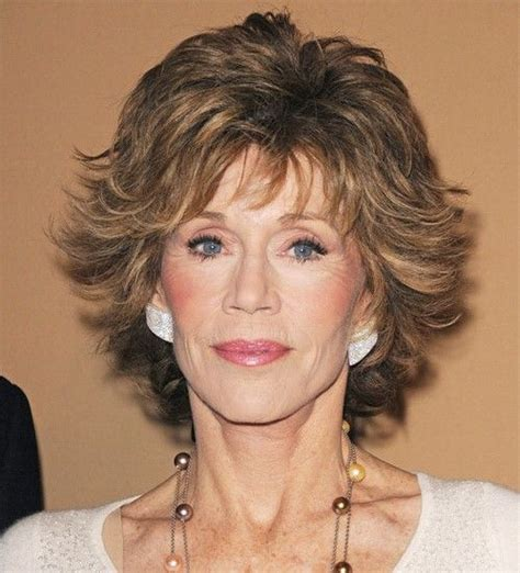 Hairstyles For 75 by Hairstyles For 50 Fonda At 75 With