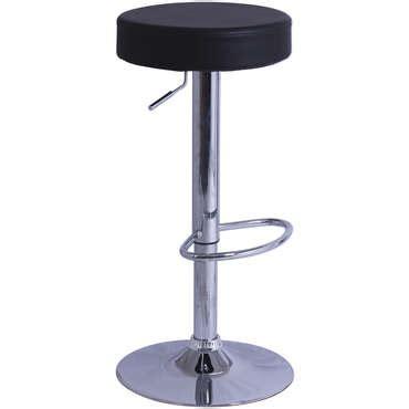 chaise de bar conforama tabouret de bar de cuisine rump coloris noir vente de