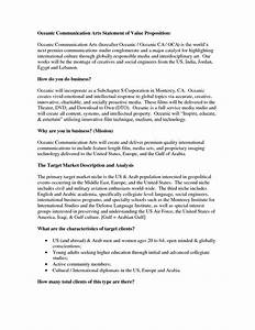 personal values statement example simple value proposition With values statement template