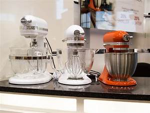 KitchenAid39s Iconic Mixers Are Now Smaller But Just As