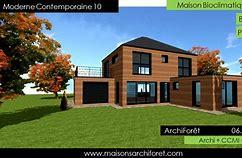 HD wallpapers maison contemporaine toiture zinc 9833.gq
