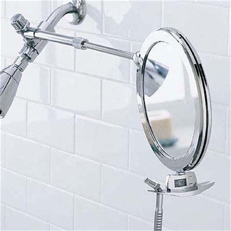 Fogless Shaving Mirror For Shower by Fogless Shower Mirror Dual Sided Telescoping Shaving