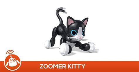 zoomer kitty test avis chat interactif