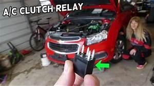 Chevrolet Cruze Ac Compressor Clutch Relay Location