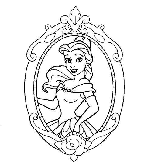 Prinsessen Kleurplaat Disney by Prinsessen Kleurplaten Topkleurplaat Nl