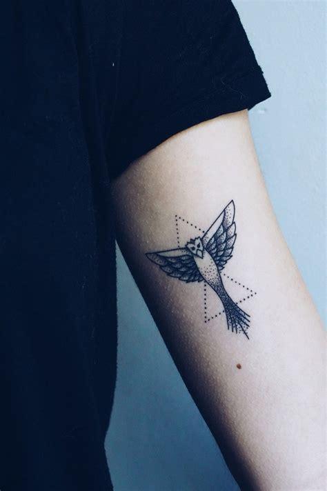 Tatouage Phoenix  Significations Et Idées En Images