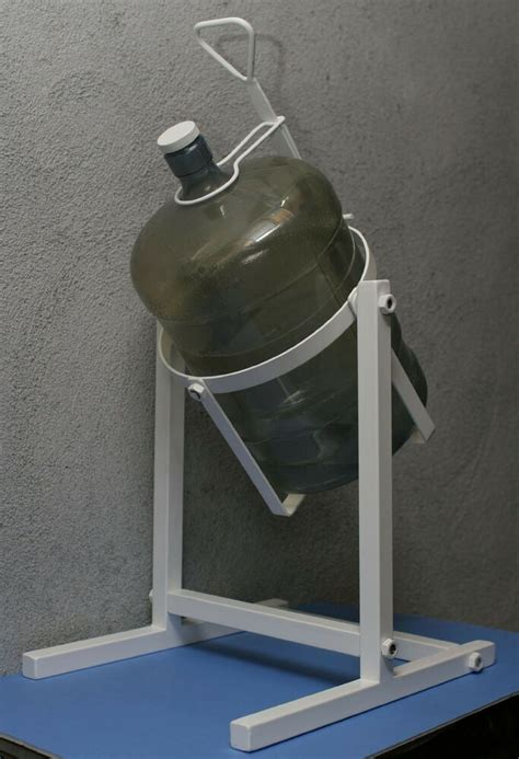 Water Gallon Stand 5 gallon glass jug water bottle metal pouring stand