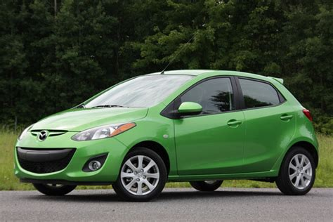 Mazda Green 29 High Resolution Car Wallpaper