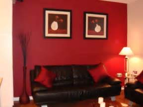red and black living room home decoration pinterest