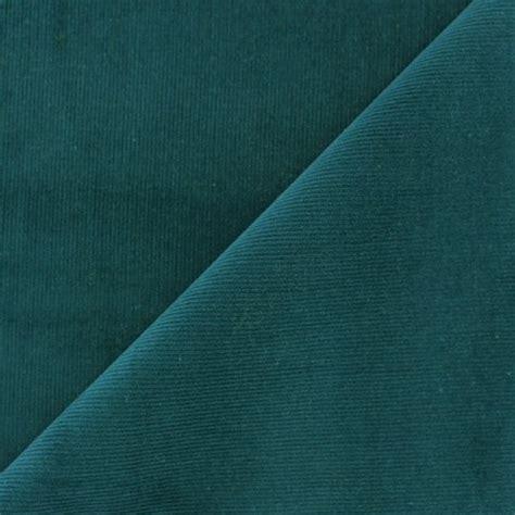 tissu velours milleraies melda 200gr ml bleu canard x10cm ma mercerie