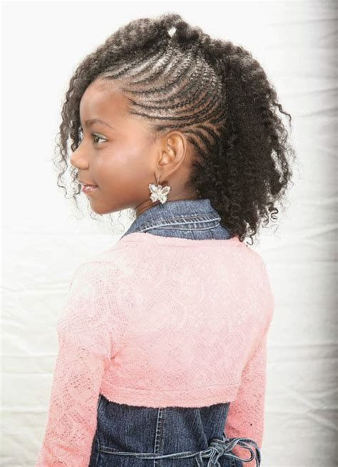 Kid Hairstyles Hair by Black Hairstyles Hairstyle For