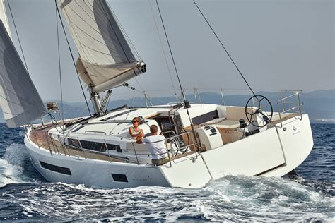 boat review jeanneau sun odyssey  sail magazine