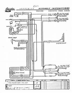 72 Corvette Wiring Diagram 41735 Desamis It