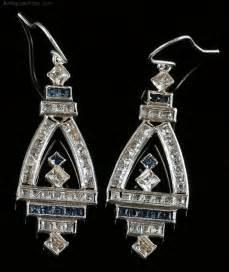 Antiques Atlas  Antique Art Deco Earrings. Silver Wedding Bands. Oversized Rings. January Rings. Diamond Eternity Bangle Bracelet. Music Rings. Hook Chains. Designer Men Bracelet. Black Band Rings