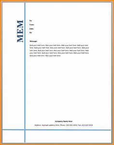 how to write a memo on microsoft word With memo template word mac