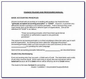 Sample  Example  U0026 Format Templates  It Procedure Manual