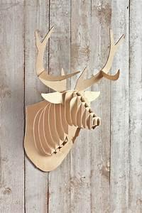Tiere Aus Holz Basteln : hirschgeweih basteln ~ Orissabook.com Haus und Dekorationen