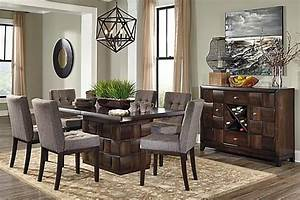 The Chanella Dining Room Server From Ashley Furniture