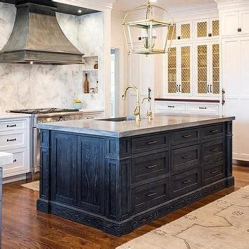 zinc kitchen island best 25 blue gray kitchens ideas on gray 1241
