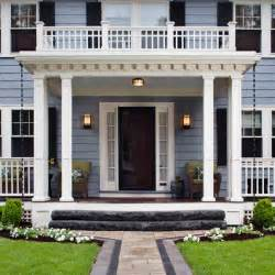 Beautiful Front Portico Plans by Stunning Front Porches And Porticos Custom Deck Builder