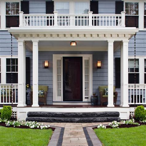 front deck plans ideas photo gallery stunning front porches and porticos custom deck builder