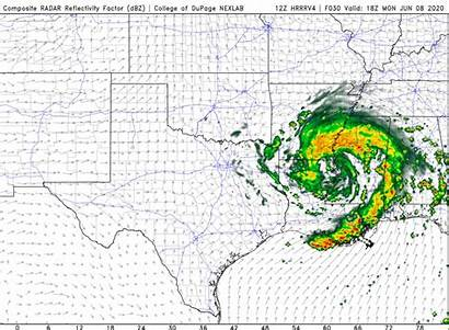 Tornadoes Fierce Nea Cristobal Expected Winds Moves