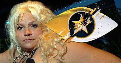 tearful beth chapman lashes out at celebrity big brother