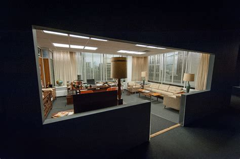 Step Into Don Draper's Office In Splashy New 'mad Men' Exhibit