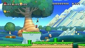 New Super Mario Bros U Dehesa Bellotera 1 Luigi No