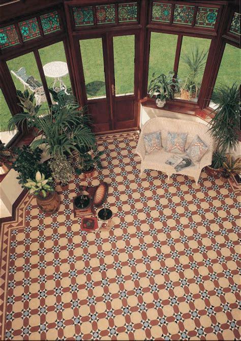 victorian tiles  wall  floor