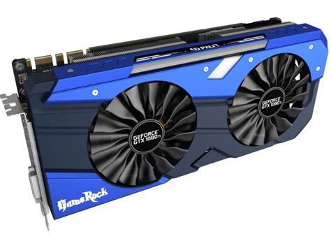 gtx 1080 single fan palit geforce gtx 1080 ti gamerock with turbojet4 4 fans