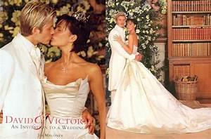 Victoria Beckham And David Beckham Wedding
