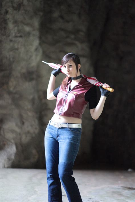 Claire Redfield Code Veronica The Darkside C By