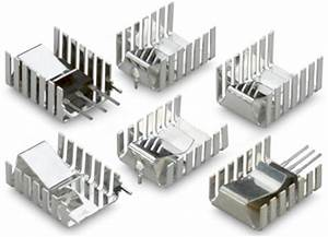 Led Kühlkörper Berechnen : kupfer aufsteckk hlk rper fischerelektronik ~ Themetempest.com Abrechnung