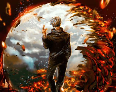 594 jujutsu kaisen hd wallpapers and background images. Satoru Gojo Jujutsu Kaisen Wallpaper, HD Anime 4K Wallpapers, Images, Photos and Background