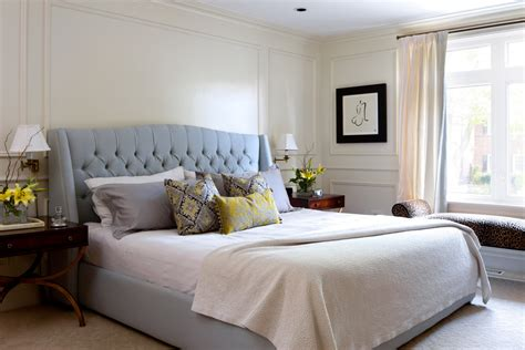 bedroom wall molding ideas bedroom traditional with wood pretty tufted headboard kingin bedroom traditional with