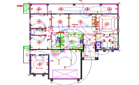 electric lay  design  cad file