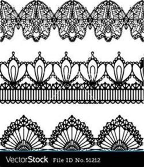 Garter Templates by Lace Garter Designs Images