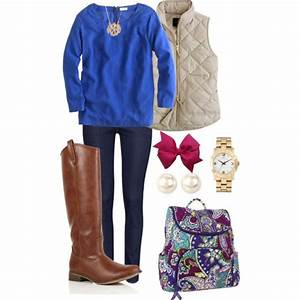 126 best preppy images on Pinterest | Casual wear School outfits and Casual outfits