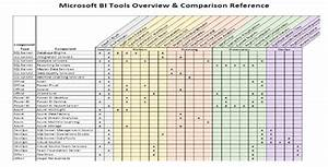 Microsoft Tools For Bi And Dw Reference Guide