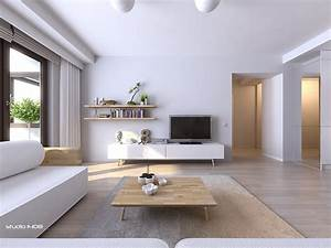 Apartment, Living, For, The, Modern, Minimalist