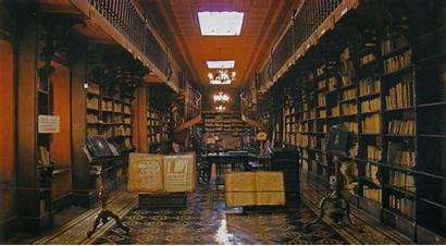 Libraries Library Magnificent Around San Monastery Peru