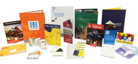 Digital Marketing Materials by Sprint Digital And Lithographic Printing Service