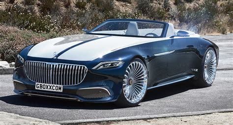 Mercedes-maybach Vision 6 Rendered In Floyd Mayweather