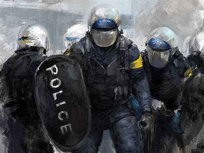 Police Backgrounds Wallpapers Desktop Computer Theme Wallpapersafari