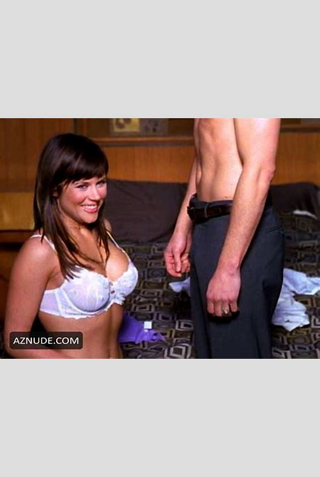 TIFFANI-AMBER THIESSEN Nude - AZNude