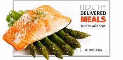 Healthy Delivery Delivered Meal Meals Door Service
