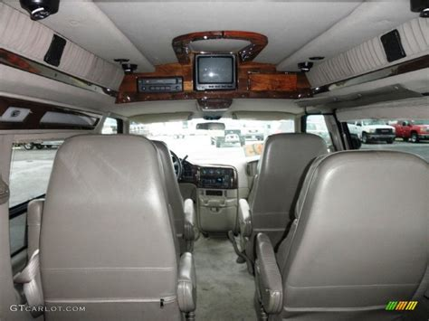 buy car manuals 2000 gmc safari interior lighting 2000 storm gray metallic gmc safari awd conversion van 56514381 photo 17 gtcarlot com car